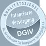 Qualitätssiegel Integrierte Versorgung — Deutschen Gesellschaft für Integrierte Versorgung im Gesundheitswesen e.V.